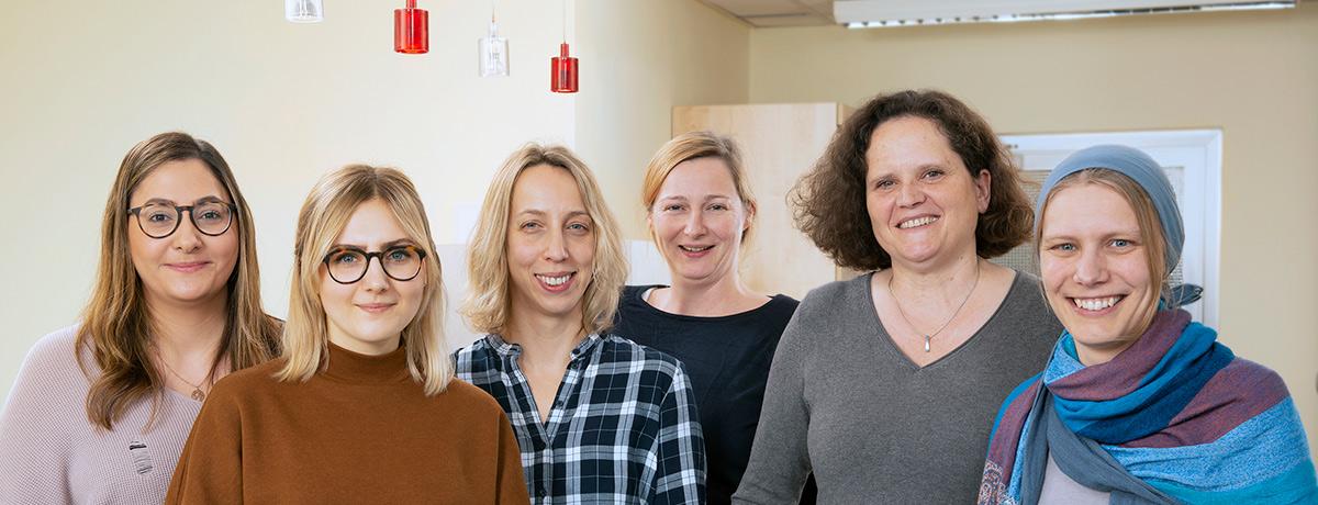 Team Dr. Viola Rückforth